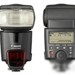 Вспышка Canon Speedlite 580EX вторая версия, Челябинск