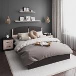 Новая двуспальная кровать 04, Челябинск