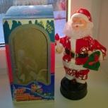 Музыкальная игрушка Санта Клаус, Челябинск