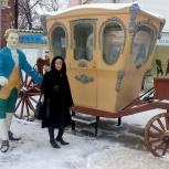 Шуба норковая длинная, Челябинск