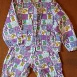 Пижама фланелевая для девочки, Челябинск