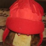 Осенняя шапка р.52, Челябинск