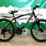 Велосипед горный Мерседес на спицах 24 скорости, Челябинск