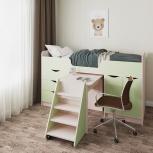 Новая детская кровать №62, Челябинск