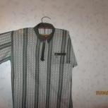 2 новые рубашки-поло с кор. рукавом, Челябинск