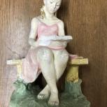 Статуэтка девочка с книгой, Челябинск