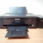 Принтер струйный цветной EPSON L132, Челябинск