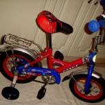 """Велосипед  """"Старт """"  для малыша от 3 лет (колеса на 12), Челябинск"""