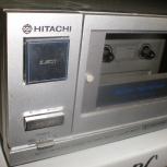 Кассетная дека Hitachi D-RV7 Стерео, Челябинск