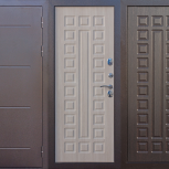 Входные двери с терморазрывом ISOTERMA 11 см, Челябинск