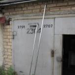 штанги никелированные диаметр 25 мм, Челябинск