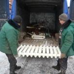Утилизация вывоз металлоизделий (ванна батарея трубы плиты), Челябинск