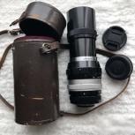 объектив Nikkor-Q Nippon объектив для Nikon, Челябинск