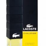 Lacoste - Туалетная вода Challenge 90 ml, Челябинск