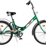 Велосипед АИСТ складной 24-201, Челябинск