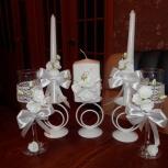 Свадебные бокалы, аксессуары, подуш, Челябинск