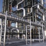 Промышленные трубы и газоходы, Челябинск