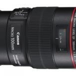Canon EF 100mm f/2.8L Macro IS USM Аренда, Челябинск