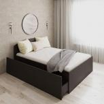 Новая двуспальная кровать №65 с доп.спальн.местом, Челябинск