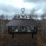 Колпак на трубу, Челябинск