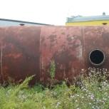 Емкости 50м3, нержавеющая стал, для питьевой воды, Челябинск