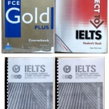 Учебник Direct to ielts Student's Book + IELTS for Academic Purposes, Челябинск