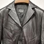 Пиджак кожаный Gianfranco Ferre (GFF) Италия, Челябинск