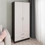 Новые распашные шкафы, модель 02 с выд.ящиками, Челябинск