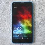 Мобильный телефон Microsoft Lumia 640 XL модель RM1096, Челябинск
