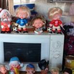 Югославские куклы-игрушки 70-х годов, Челябинск