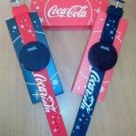 Электронные Сенсорные часы Кока-Кола (Coca-Cola), Челябинск