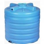 Бак для воды Aquatec ATV 1500 С Поплавком Синий, Челябинск