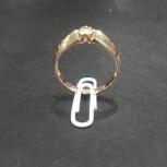 Кольцо с бриллиантом, Челябинск