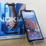 Смартфон Nokia 5.1 Plus Android One, Челябинск