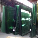 Стекло прозрачное- большие листы (нерезанные) окон, Челябинск