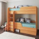 Новая двухъярусная кровать №08, Челябинск