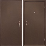 Двери металлические р-р 205х98 см, Челябинск