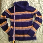 Темно-синий свитер, Челябинск