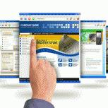 Разработка сайта-визитки для компании, Челябинск