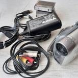 Видеокамера Sony Handycam DCR-HC17E, Челябинск