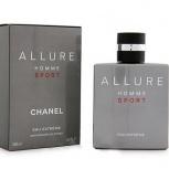 Chanel - Туалетная вода Allure Homme Sport Eau Extreme 100 ml, Челябинск