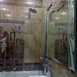 Ремонт ванной комнаты и туалета пластиковыми панелями (ПВХ), Челябинск