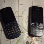 2 телефона  Nokia, Челябинск