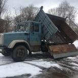 Доставка сыпучих материалов. ЗИЛ Самосвал 5тн, Челябинск