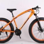 Новый велосипед  Фэтбайк 21 скорость, Челябинск