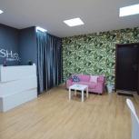 Аренда рабочих кабинетов в салоне красоты, Челябинск