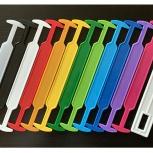 Ручки пластиковые для коробок,пластмассовые ручки,полиэтиленовые ручки, Челябинск