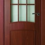 Дверь искусственный шпон Итальянский орех модель ДО006, Челябинск