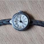 Часы Заря Механические СССР 17 камней, Челябинск