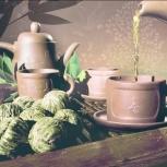 Декор Дельта Керамика Tea ceremony D2D175 200х300, Челябинск
